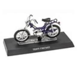 Bikes  - Cricket purple - 1:18 - Magazine Models - X8FALA0025 - magmot025 | Toms Modelautos