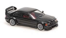 BMW  - M3 GTR 1993 black - 1:43 - Maxichamps - 940023380 - mc940023380 | Toms Modelautos