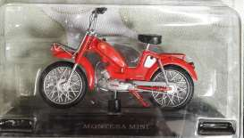 Bikes  - Montesa Mini red - 1:18 - Magazine Models - X8FALA0049 - magmot049 | Toms Modelautos
