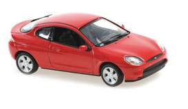Ford  - Puma 1996 red - 1:43 - Maxichamps - 940086520 - mc940086520 | Toms Modelautos