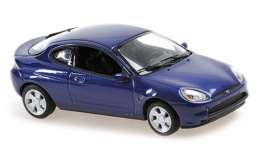 Ford  - Puma 1996 blue metallic - 1:43 - Maxichamps - 940086521 - mc940086521 | Toms Modelautos