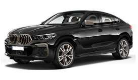 BMW  - x6 2020 black metallic - 1:87 - Minichamps - 870020524 - mc870020524 | Toms Modelautos