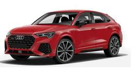 Audi  - RS Q3 Sportback 2019 red metallic - 1:87 - Minichamps - 870010100 - mc870010100 | Toms Modelautos