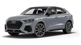 Audi  - RS Q3 Sportback 2019 grey - 1:87 - Minichamps - 870010101 - mc870010101 | Toms Modelautos