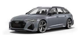 Audi  - RS 6 Avant 2019 grey - 1:87 - Minichamps - 87001010012 - mc870010012 | Toms Modelautos
