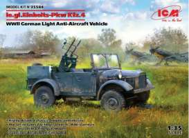 Military Vehicles  - 1:35 - ICM - 35584 - icm35584 | Toms Modelautos