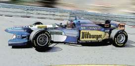 Benetton Renault - B195 1995 blue/white/yellow - 1:43 - Minichamps - 517950501 - mc517950501 | Toms Modelautos