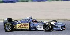 Benetton Renault - B195 1995 blue/white/yellow - 1:43 - Minichamps - 517950701 - mc517950701 | Toms Modelautos