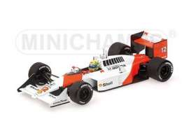 McLaren  - 1988 red/white - 1:18 - Minichamps - 540881812 - mc540881812 | Toms Modelautos
