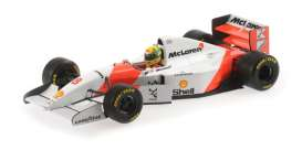 McLaren Ford - MP4/8 1993 white/red - 1:18 - Minichamps - 540931848 - mc540931848 | Toms Modelautos