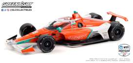 Chevrolet Honda - 2021 orange/white - 1:18 - GreenLight - 11119 - gl11119 | Toms Modelautos