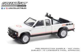 Chevrolet  - S-10 1991 white - 1:64 - GreenLight - 35210B - gl35210B | Toms Modelautos
