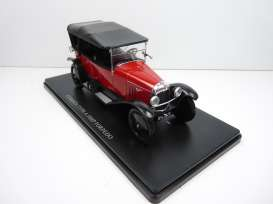 Citroen  - Type A red/black - 1:24 - Magazine Models - 24CitroenTypeA - mag24CitTypeA | Toms Modelautos