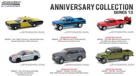Assortment/ Mix  - Anniversary Collection series  various - 1:64 - GreenLight - 28080 - gl28080 | Toms Modelautos
