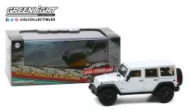 Jeep  - Wrangler Unlimited Moab 2013  - 1:43 - GreenLight - 86176 - gl86176GM | Toms Modelautos