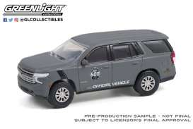 Chevrolet  - Tahoe 2021 grey - 1:64 - GreenLight - 28080E - gl28080E | Toms Modelautos