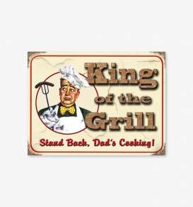 Tac Signs  - Food brown/beige - Tac Signs - BK80129 - tacBK80129 | Toms Modelautos