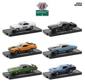 Assortment/ Mix  - various - 1:64 - M2 Machines - 11228-74 - M2-11228-74 | Toms Modelautos