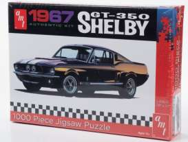 puzzle  - 1:25 - AMT - AWAC009 - AWAC009Shelby | Toms Modelautos