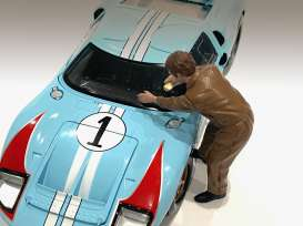 Figures  - Race Day Figure V 2021  - 1:24 - American Diorama - 76387 - AD76387 | Toms Modelautos