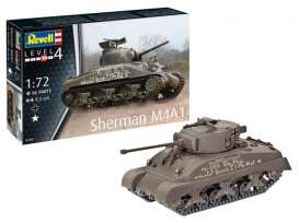 Military Vehicles  - 1:72 - Revell - Germany - 03290 - revell03290 | Toms Modelautos