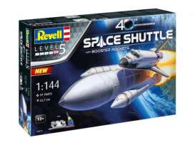 Space Shuttle  - 1:144 - Revell - Germany - 05674 - revell05674 | Toms Modelautos