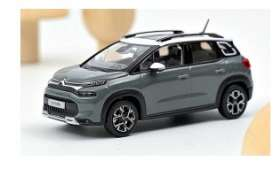 Citroen  - C3 2021 grey/white - 1:43 - Norev - 155335 - nor155335 | Toms Modelautos
