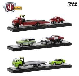 Assortment/ Mix  - Various - 1:64 - M2 Machines - 36000-45 - m2-36000-45 | Toms Modelautos