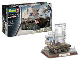 Military Vehicles  - 1:35 - Revell - Germany - 03321 - revell03321 | Toms Modelautos