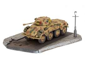 Military Vehicles  - 1:76 - Revell - Germany - 03298 - revell03298 | Toms Modelautos