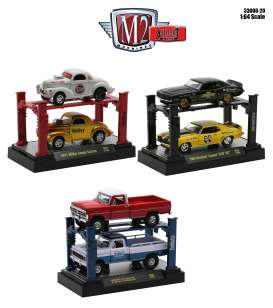 Assortment/ Mix  - various - 1:64 - M2 Machines - 33000-20 - m2-33000-20 | Toms Modelautos