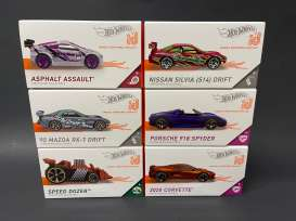 Assortment/ Mix  - Hotwheels ID various - 1:64 - Hotwheels - FXB02 - hwmvFXB02-998D | Toms Modelautos