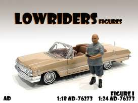 Figures  - Lowriders Figure I 2021  - 1:24 - American Diorama - 76373 - AD76373 | Toms Modelautos